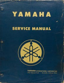 Engine Service Manual Yamaparts