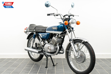 Yamaha AS3 Blue 1972