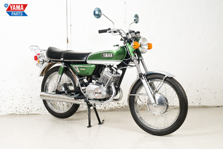 Yamaha AS3 Green 1971