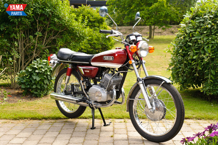 Yamaha AS3 Red2 1971