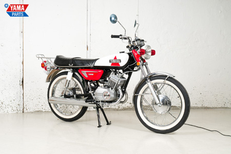 Yamaha AS3 titan 1972